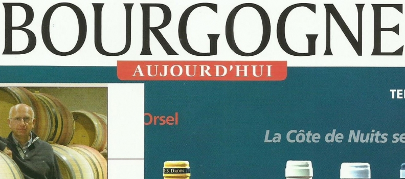 Bourgogne Aujourd'hui – Valeur sûre : François d'Allaines