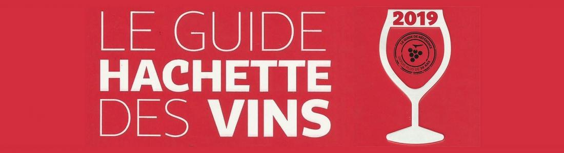 Guide Hachette 2019 – Sélection François d'Allaines